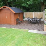 Rubadeck shed decking project