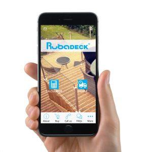 Rubadeck App - iPhone
